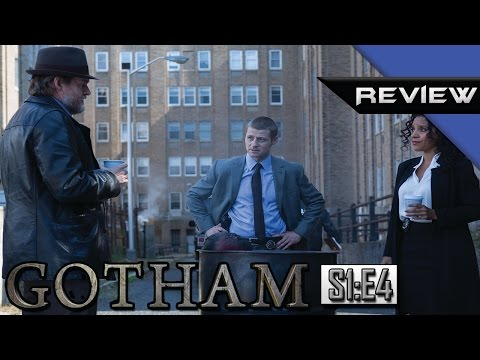 "Gotham Season 1 Episode 4 ""Arkham"" REVIEW"