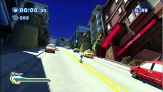 Sonic Generations: City Escape (Modern) [1080 HD]