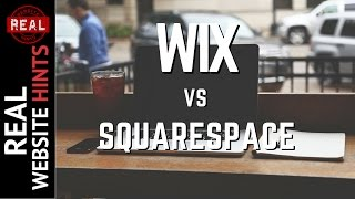Wix Vs Squarespace: What is the easier website builder?