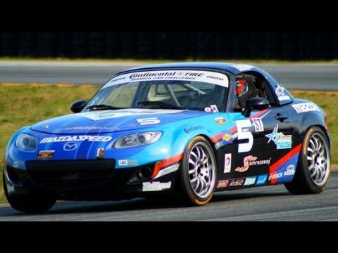 Moving Up To Continental Challenge Racing At Daytona - /SHAKEDOWN