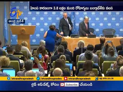 UN Urges Myanmar to end Rohingya Violence