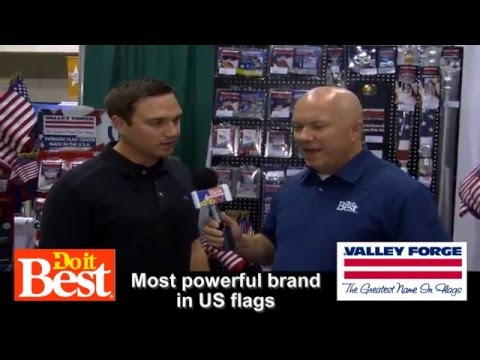 Valley Forge Flags at Do it Best®