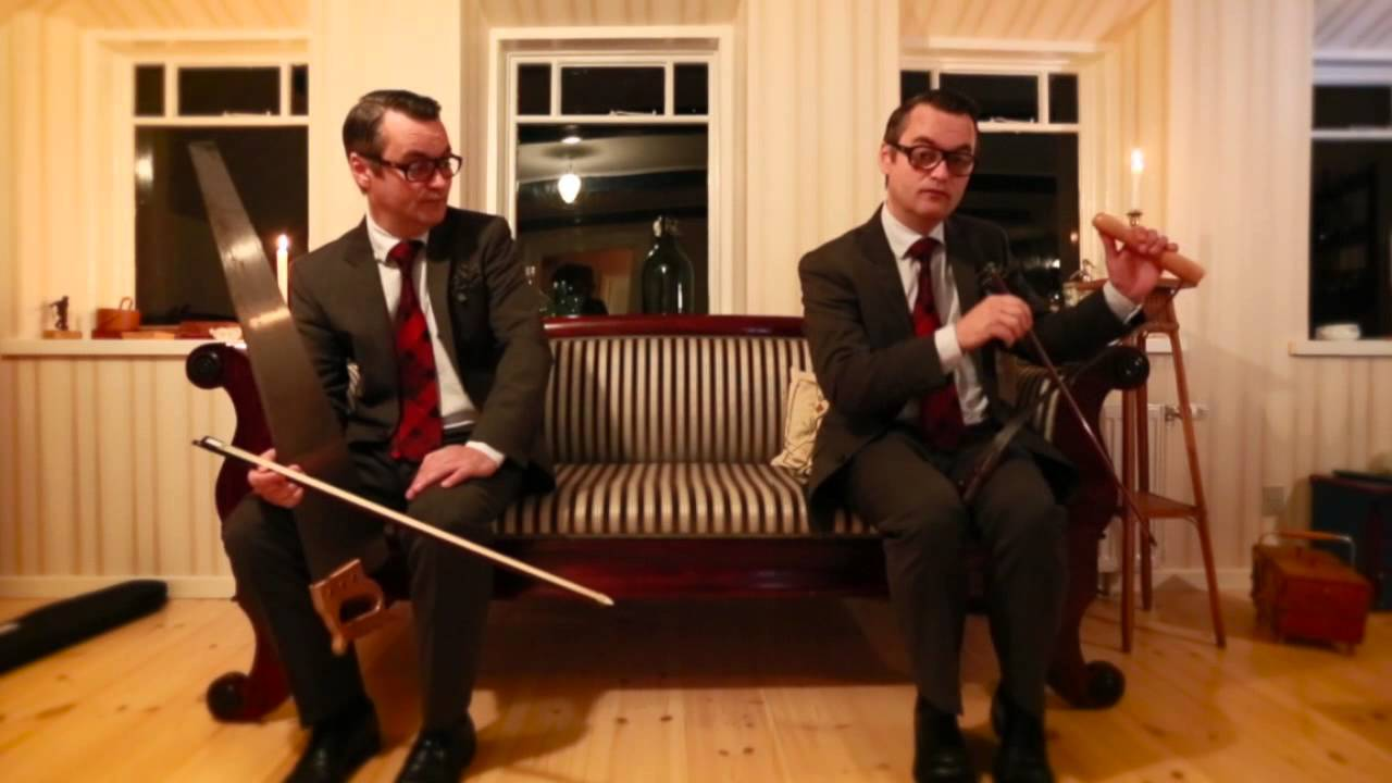Musical Saw Duet Youtube