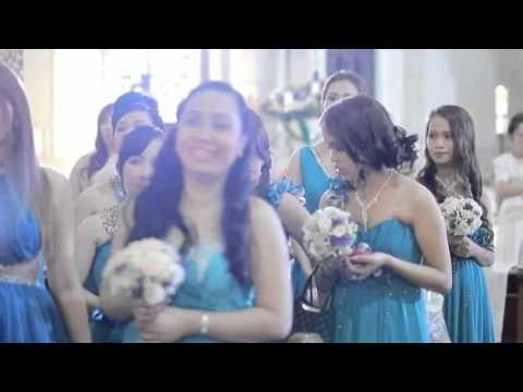 Sharon Pide & Erico Dan Estoye Wedding Video
