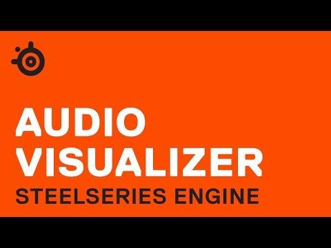 SteelSeries Engine: Audio Visualizer