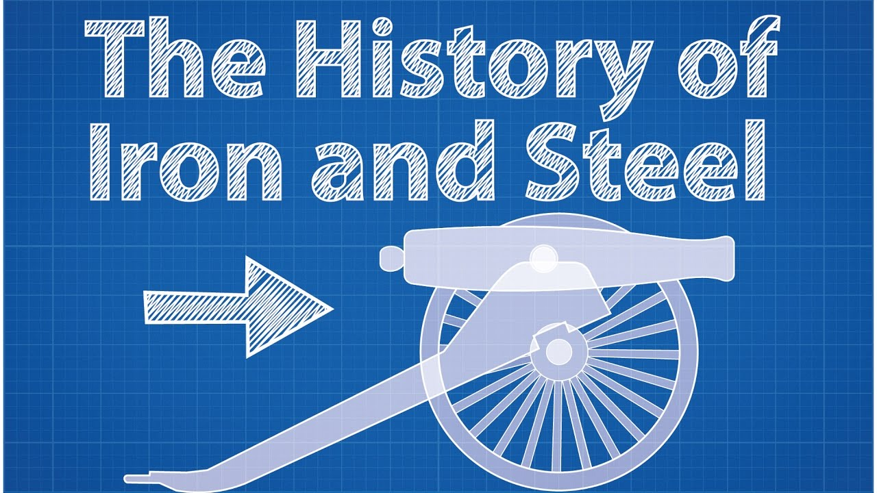 Origin Of Iron ~ The history of iron and steel youtube