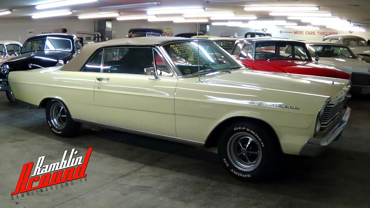 1963 ford galaxie 289 - 1963 Ford Galaxie 289 22