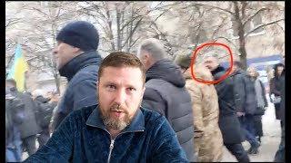 Oxpaнник Порошенко дал совет пенсионерам
