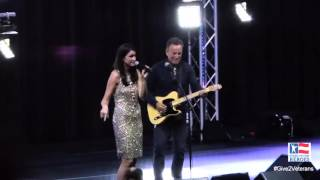 Stand Up for Heroes 2015 Auction - Bruce Springsteen