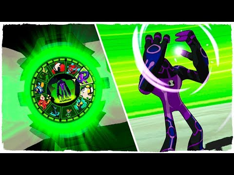 👾 I BECOME ULTRA T ALIEN WITH THE BEN 10 OMNITRIX 💾