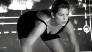 Синди Кроуфорд - Как достичь совершенства? Cindy Crawford Shape Your Body.