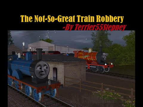 The Not-So-Great Train Robbery (Full Episode)