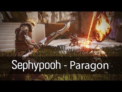 Paragon (11/22/17) - Sephypooh Streams (with TREVOR)