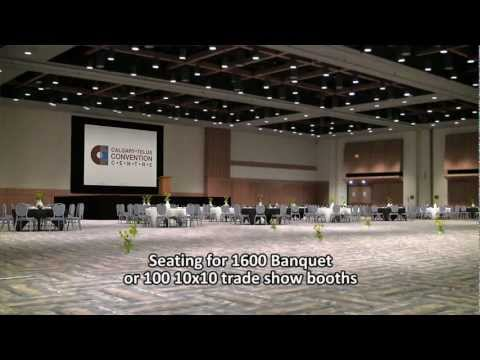 Calgary TELUS Convention Centre - Meetings & Conventions