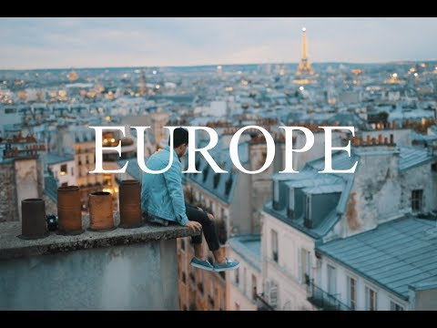 Europe Road Trip 2017