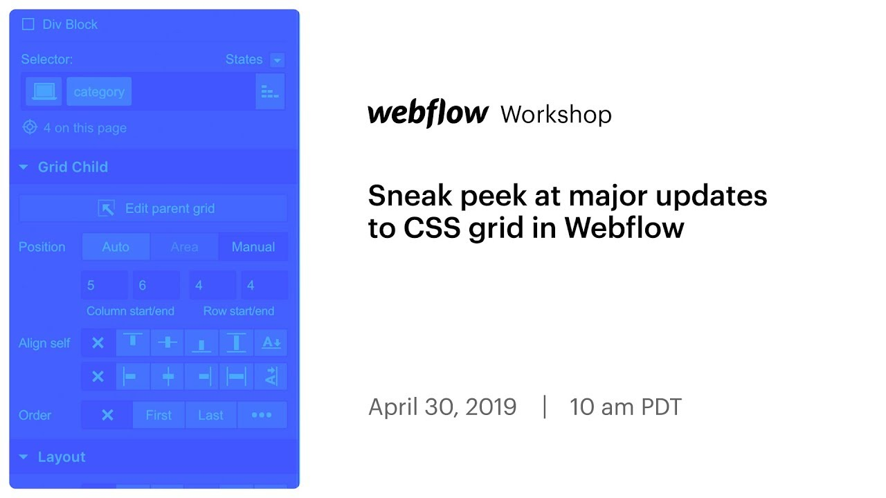 Webflow Weekly - Issue 18