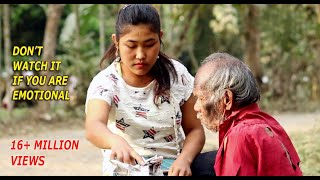 Try not to CRY | Homeless beggar | Official | Garo Video | Gone popular in USA