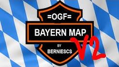 "Landwirtschafts-Simulator 2013 - Mapvorstellung ""OGF BAYERN MAP v 2.0"""