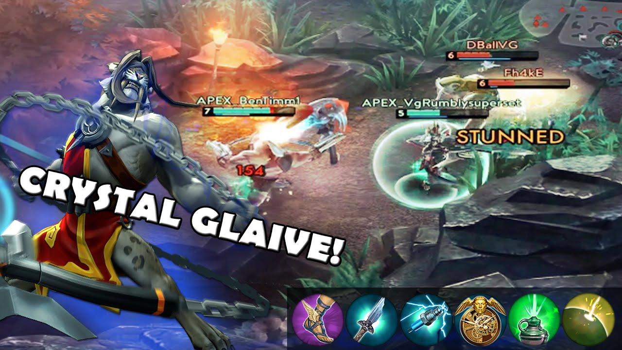 Glaive Build Nov