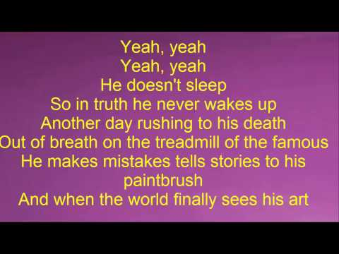 FENCES - ARROWS (feat. Macklemore & Ryan Lewis) - Lyrics