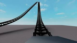 Boomerang - Roblox Roller Coaster - New Coaster System Tests