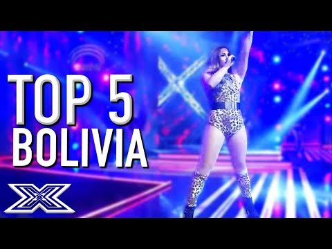 TOP 5 Performances on The X Factor Bolivia! | X Factor Global