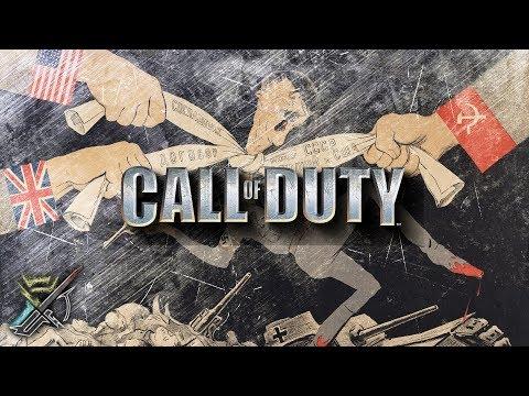 Call of Duty 2 - Ужасы Второй Мировой Войны