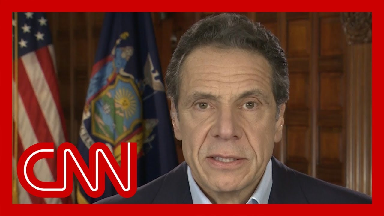 New York Governor Cuomo declares state of emergency