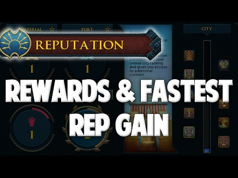 Runescape 2017 | MENAPHOS! Reputation Rewards & How to gain reputation!