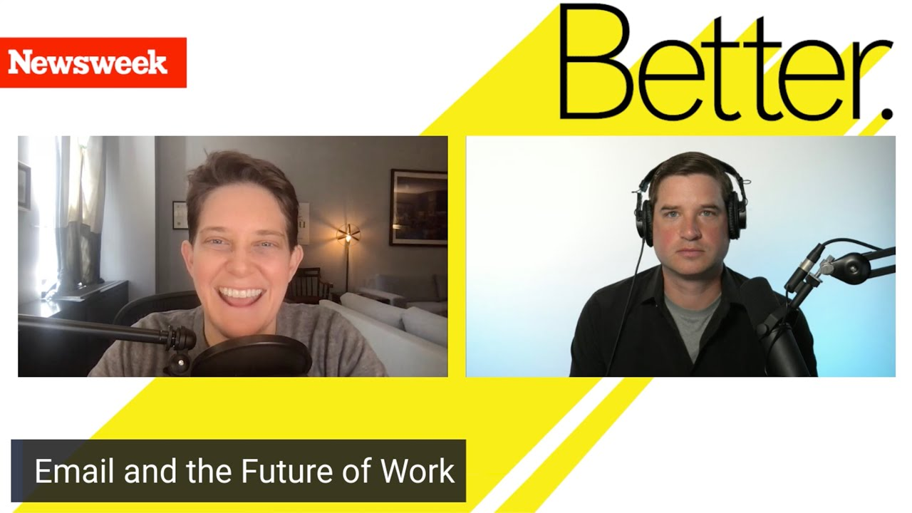 Dorie Clark and Cal Newport – Email and the Future of Work