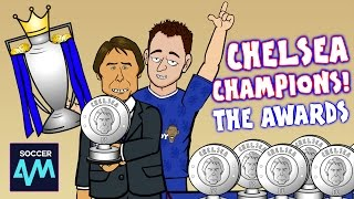 442oons | Chelsea's end of season awards party!