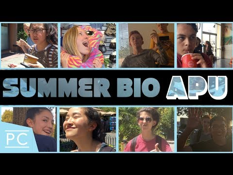 Azusa Pacific University (Bio L.A. Trip) || Summer 2017
