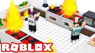 Roblox Kitchen Chaos!