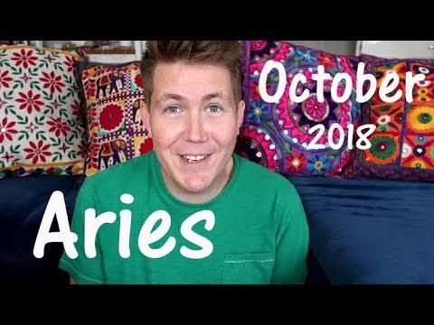 Aries October 2018 Horoscope | Gregory Scott Astrology