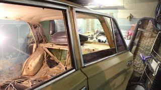 видео Тюнинг салона и двигателя ВАЗ 2103