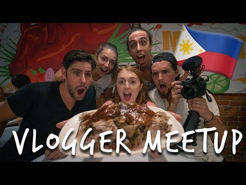 Lechon in Cebu City with The Juicy Vlog + Making it Happen Vlog