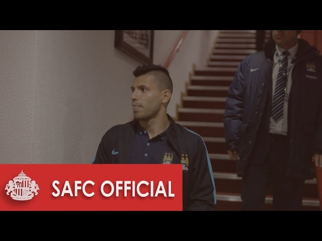 Behind The Scenes: Manchester City Captial One Cup