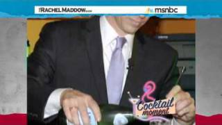 Rachel Maddow  The Rickey named D.C.s official drink