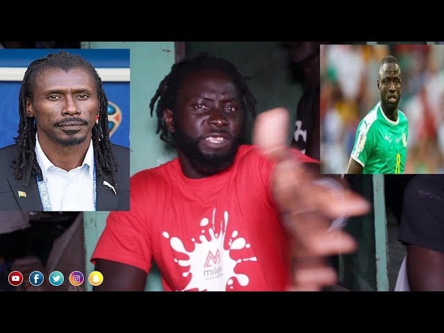 Sau Kana en Colère Alioune Cissé Moy Diaxassé Cheikhou Kouyaté Ak Peuple Bi