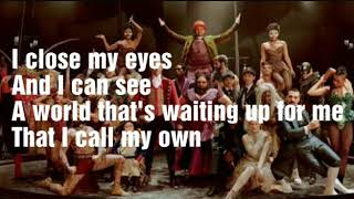Download Lagu Lirik lagu A Million Dreams - The Greatest Show Man Mp3