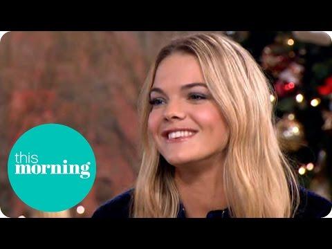 X Factor 2015 Winner Louisa Johnson   This Morning