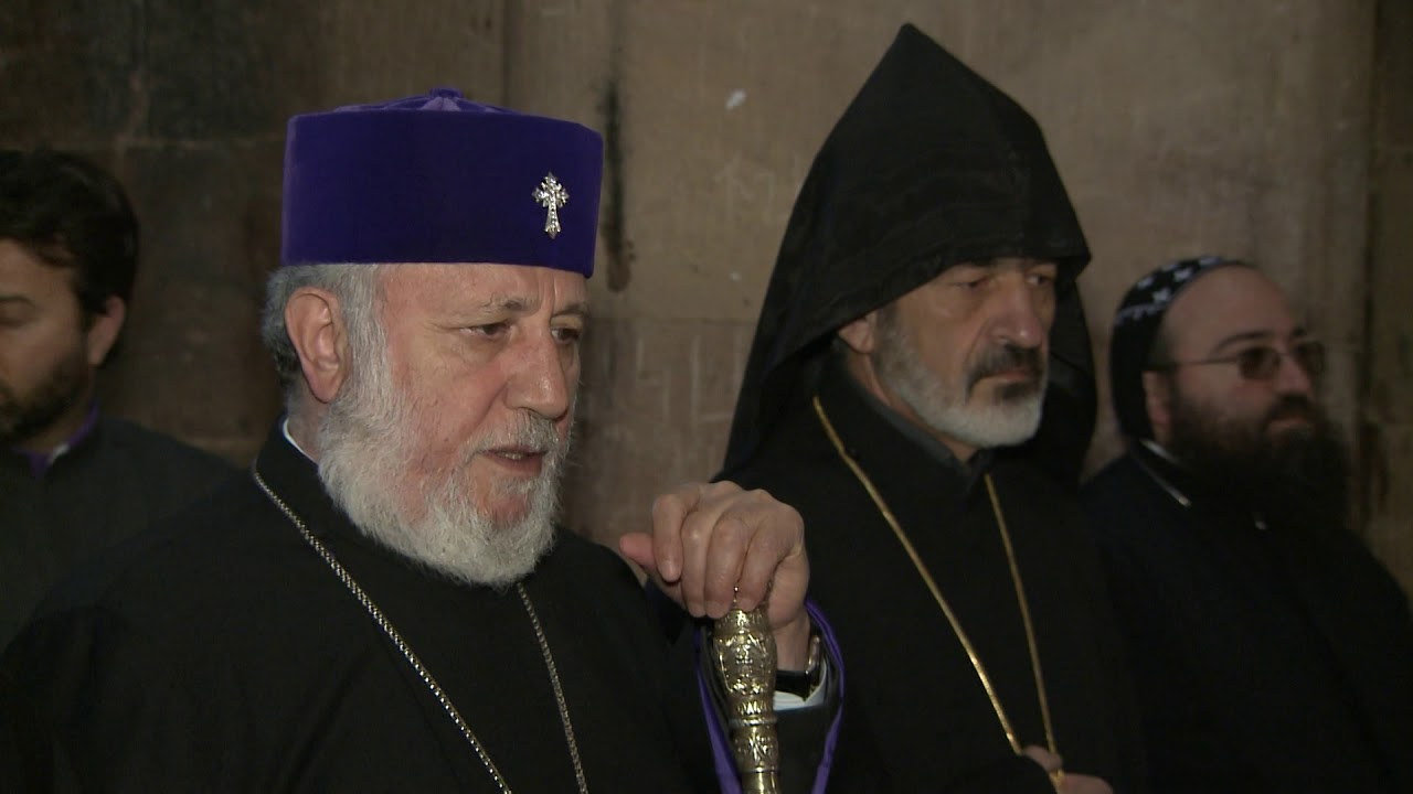 Visit of the the Patriarch of the Syriac Orthodox Church to the Mother See