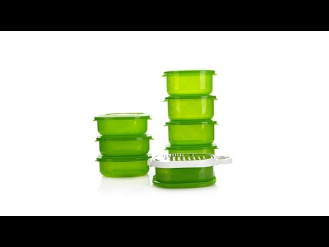 Debbie Meyer GreenBoxes Grate   Store 17piece Set
