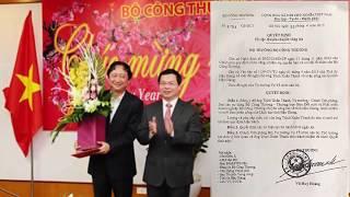 Mâ't hồ sơ bổ nhiệm Trịnh Xuân Thanh, Thứ trưởng Nội vụ nói gì?