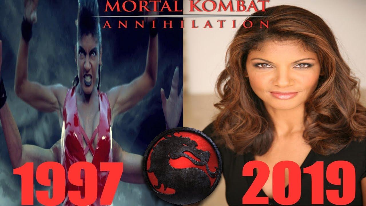 Mortal Kombat Annihilation 1997 Cast Then And Now 2019