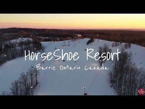 4K Horseshoe Resort , Barrie , Ontario Canada 2019