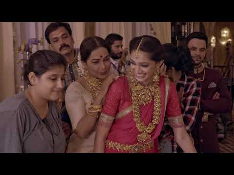 GRT Jewellers Wedding & Celebration Collection Ad - Making Video