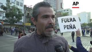 Mass demo in Mexico over gas price rises