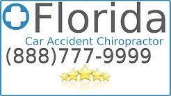 Car Accident Chiropractor In Port St. Lucie Fl