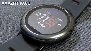 Дорогие смарт часы от Xiaomi: анбоксинг Amazfit Pace